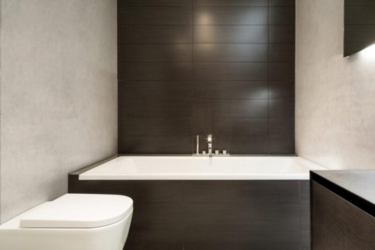 Dekton Bathroom - Gada